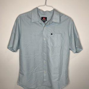 Quicksilver button Down shirt